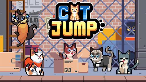 Cat Jump  screenshots 15