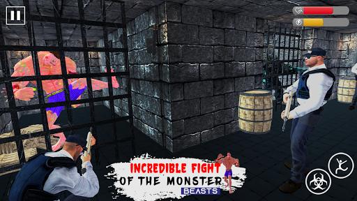 incredible monster prison escape game 2020 screenshot 3