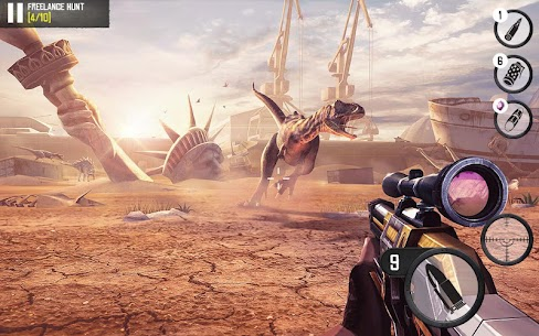 Best Sniper Legacy: Dino Hunt & Shooter 3D 5