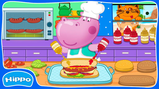 Baby Beach Cafe: Cooking apkpoly screenshots 3