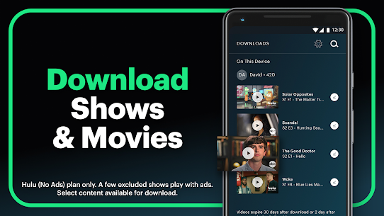 Hulu  Watch TV shows, movies 5