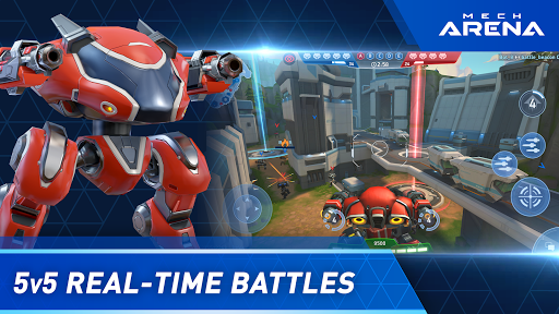 Mech Arena: Robot Showdown 1.19.00 screenshots 8