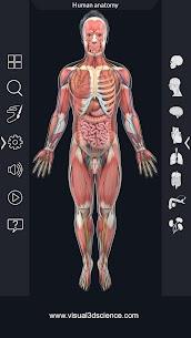 Human Anatomy 2.0 Mod APK (Unlock All) 3