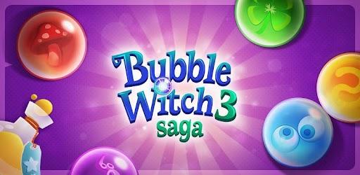 Bubble Witch 3 Saga APK 0