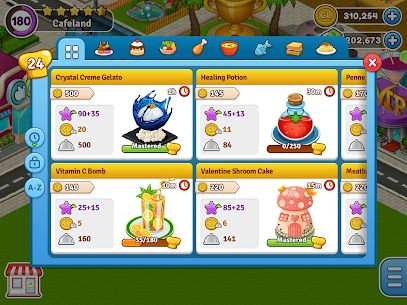 Cafeland MOD (Unlimited Money) APK for Android 4