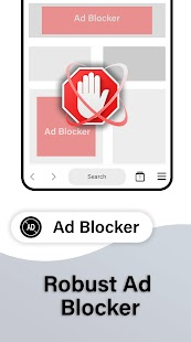 Incognito Browser Pro - Complete Private Browser Screenshot