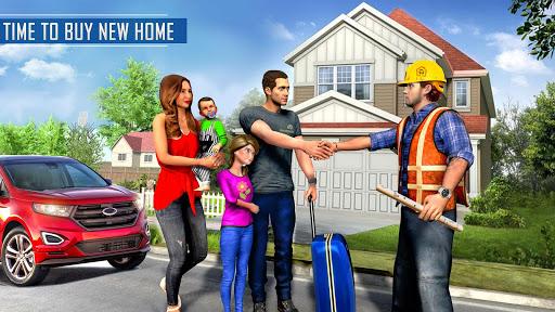New Family House Builder Happy Family Simulator 1.6 Screenshots 7