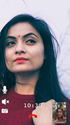 CamTalk: Local Indian Bhabhi Live Video Dating Appのおすすめ画像2