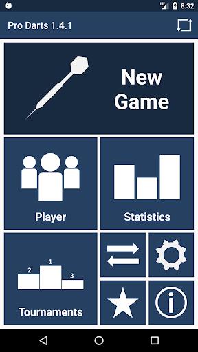 darts counter scoreboard screenshot 2
