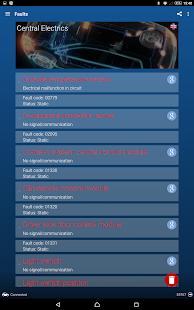 OBDeleven car diagnostics screenshots 19