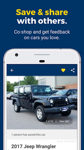 CarMax u2013 Cars for Sale: Search Used Car Inventory 3.12.4 Screenshots 5