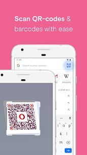 Opera browser with free VPN MOD (Premium) 5