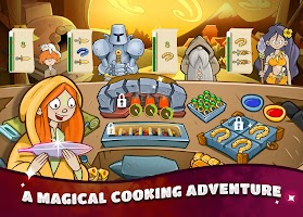 Alchemy Chef - Fantasy Cooking Game