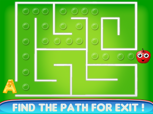 kids maze : educational puzzle game for kids screenshot 2
