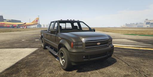 pickup car parking - real car park simulator game screenshot 1