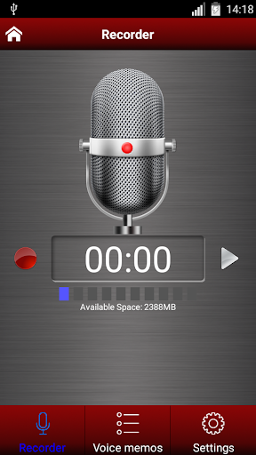 Voice recorder 1.38.463 Screenshots 9