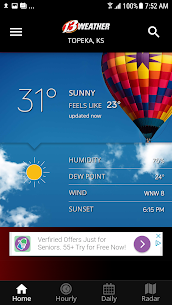 WIBW 13 Weather app For Pc | How To Download – (Windows 7, 8, 10, Mac) 1