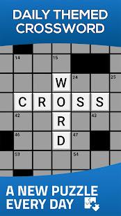 Daily Themed Crossword - A Fun Crossword Game 1.502.0 Screenshots 6
