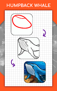 How to draw animals. Step by step drawing lessons 1.5.3 Screenshots 24