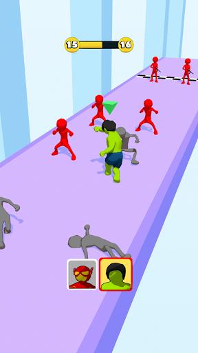 Superhero Race! apklade screenshots 2