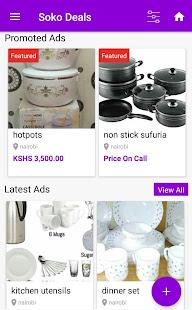 Soko Deals - Buy & Sell in Kenya