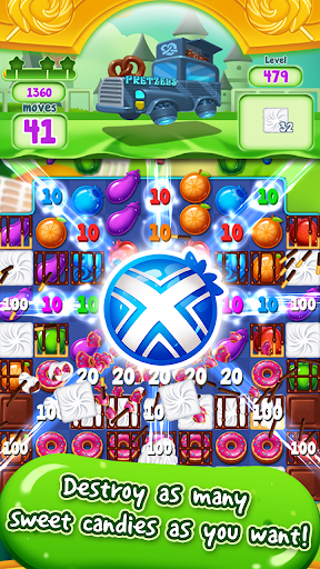 Food Burst: An Exciting Puzzle Game 1.7.2 screenshots 1