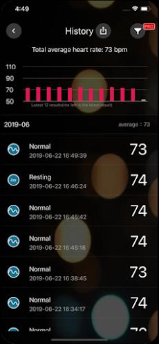 Heart Rate +のおすすめ画像2