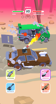 Desert Ridersのおすすめ画像3