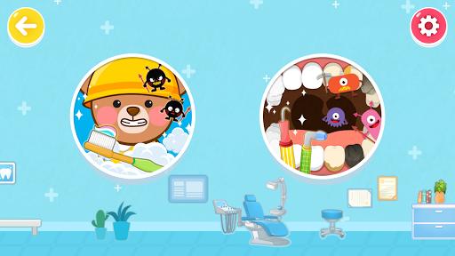 Kids Dentist - baby doctor game 1.0.5 screenshots 2