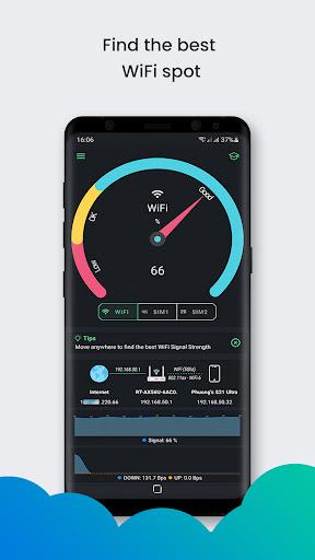 Network Signal Pro apktram screenshots 2