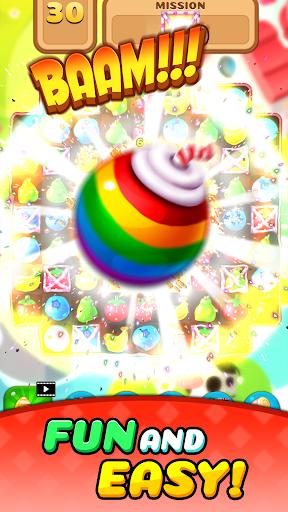 Fruit Delight Burst: Match3 Sweet Puzzle Adventure 1.0.23 screenshots 5