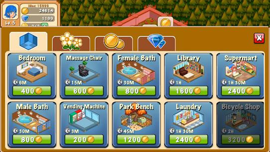 Baixar Hotel Story Resort Simulation MOD APK 2.0.10 – {Versão atualizada} 3