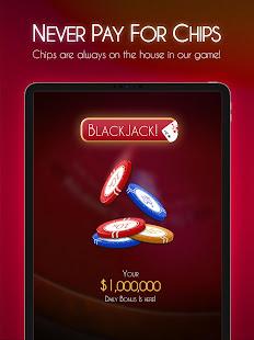 Blackjack! u2660ufe0f Free Black Jack Casino Card Game screenshots 8