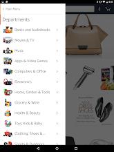 Amazon for Tablets screenshot thumbnail