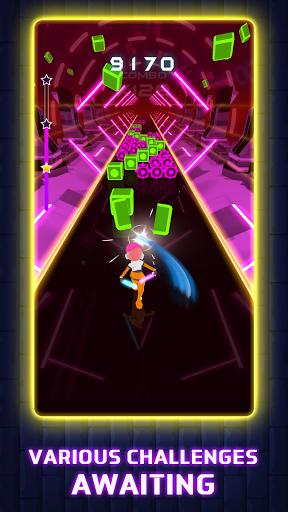 Beat Blader 3D: Dash and Slash! screenshots 6