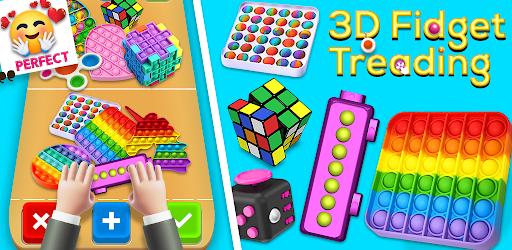 Fidget Trading pop it: Calming Game & Satisfying 1.5 screenshots 8