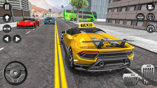 City Taxi Driver 2021 2: Pro Taxi Games 2021 0.1 screenshots 5