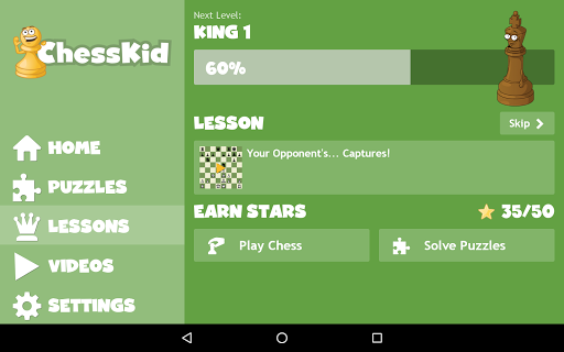 Chess for Kids - Play & Learn 2.3.2 screenshots 20