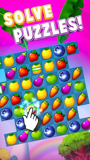 Fruit Crush : Fruit Candy Blast - Match Puzzle  screenshots 1