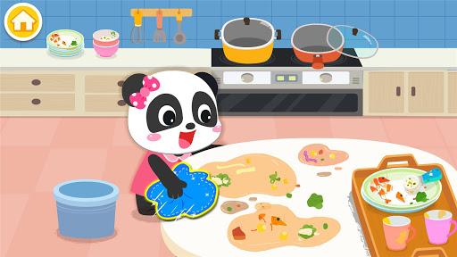Baby Panda's Life: Cleanup  screenshots 3
