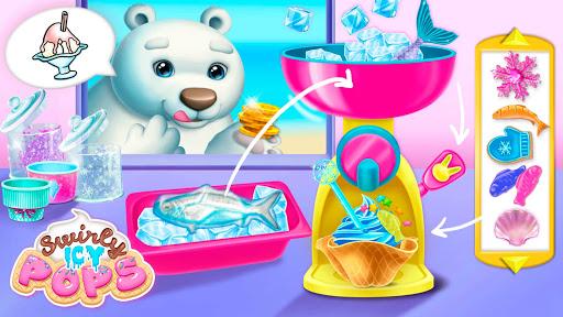 Swirly Icy Pops - Surprise DIY Ice Cream Shop 5.0.93 screenshots 4