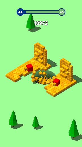 Raze Master: Hole Cube and Blocks Game  screenshots 5
