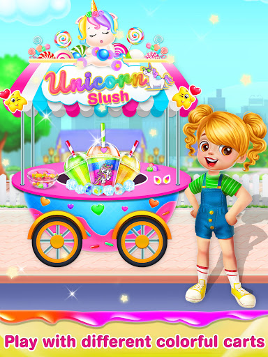 Unicorn Ice Slush Maker 14 Screenshots 11