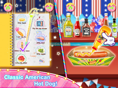 Unicorn Chef Carnival Fair Food Games for Girls 2.2 Screenshots 14