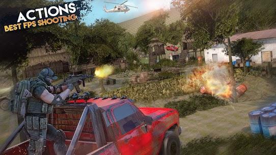 FPS Task Force Mod Apk: New Shooting Games (Dumb Enemy) 10