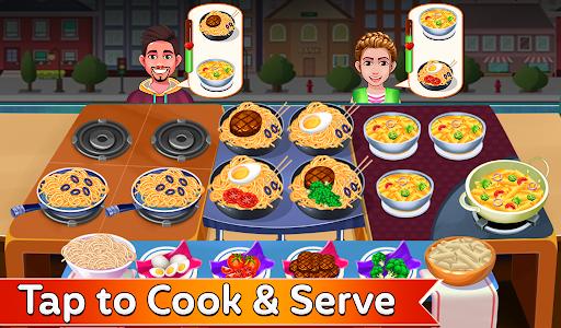 Cooking Corner - Chef Food Fever Cooking Games  screenshots 1