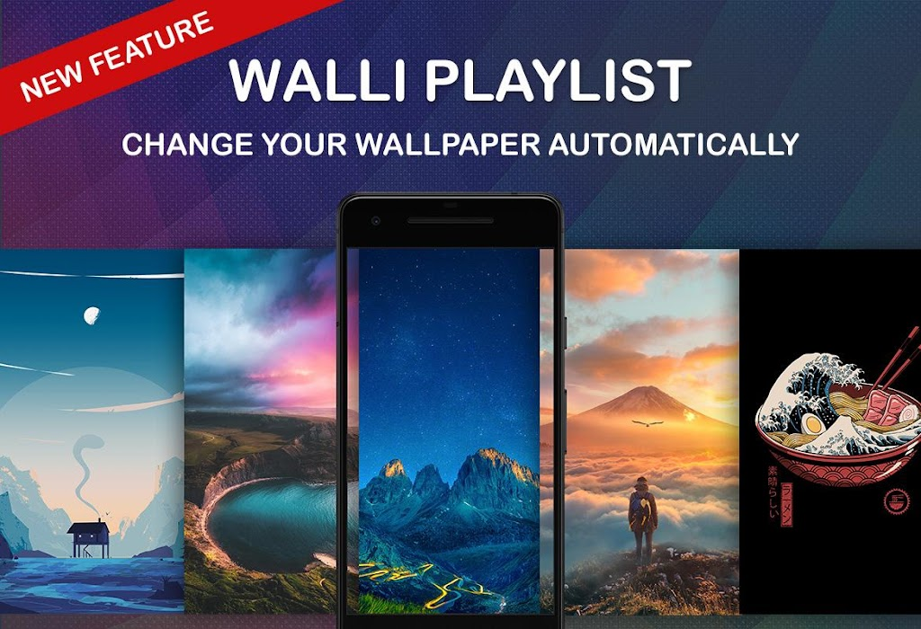 Walli - 4K, HD Wallpapers & Backgrounds  poster 8