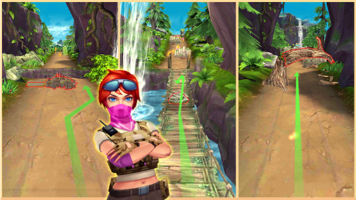 Endless Run: Jungle Escape apkslow screenshots 6