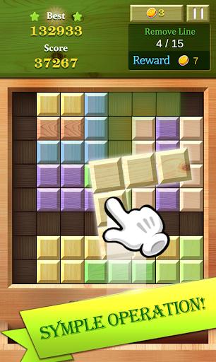 Block Puzzle Wood 88 : Free 1.2.2 screenshots 5