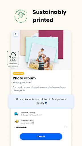 CHEERZ- Photo Printing android2mod screenshots 6
